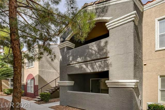 5055 W Hacienda Avenue #2186, Las Vegas, NV 89118 (MLS #2343619) :: The TR Team