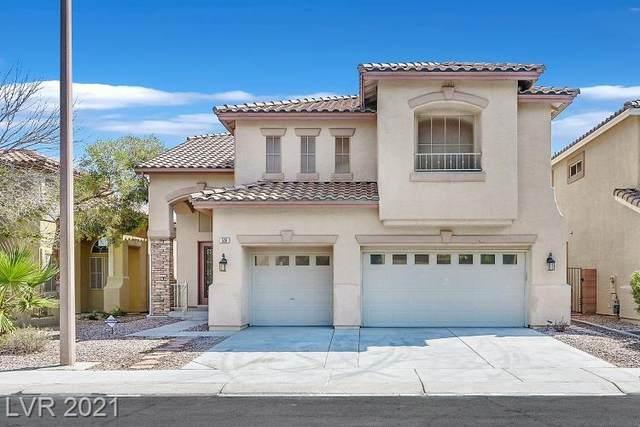 528 Silver Grove Street, Las Vegas, NV 89144 (MLS #2343639) :: Hebert Group | eXp Realty