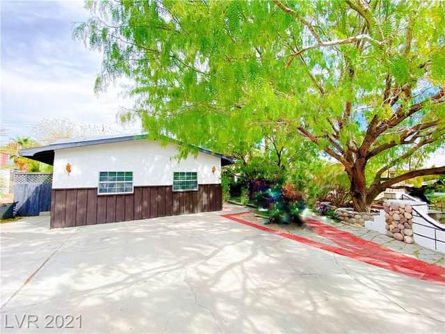 1621 Franklin Avenue, Las Vegas, NV 89104 (MLS #2343643) :: Kypreos Team