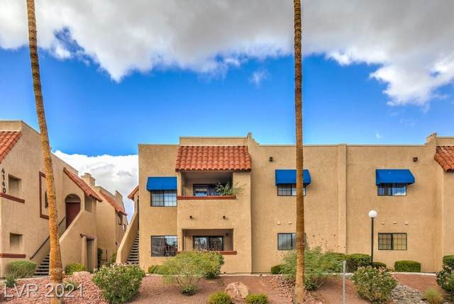 4120 Gannet Circle #261, Las Vegas, NV 89103 (MLS #2343648) :: DT Real Estate