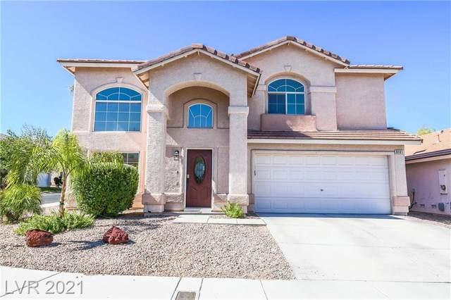8101 Peach Flare Street, Las Vegas, NV 89143 (MLS #2343653) :: Hebert Group | eXp Realty