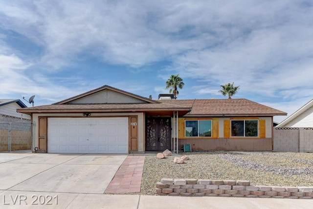 204 Lightning Street, Las Vegas, NV 89145 (MLS #2343656) :: Jeffrey Sabel