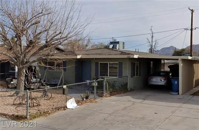 120 N 19th Street, Las Vegas, NV 89101 (MLS #2343666) :: DT Real Estate