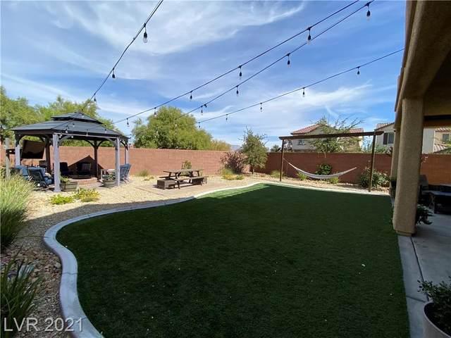 10648 Hyde Corner Avenue, Las Vegas, NV 89166 (MLS #2343675) :: Hebert Group | eXp Realty