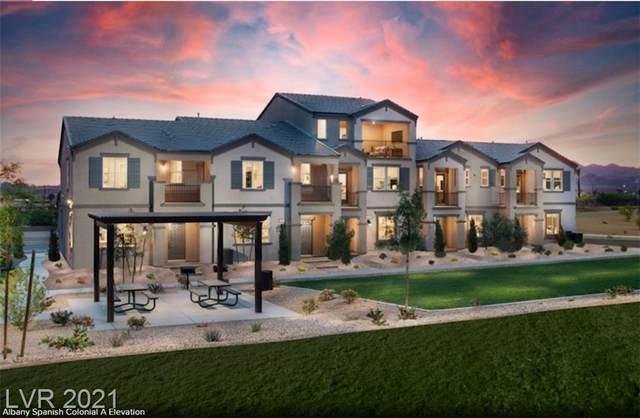493 Filaree Place Lot 83, Henderson, NV 89015 (MLS #2343706) :: The Melvin Team