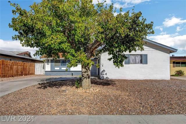 229 Colleen Drive, Las Vegas, NV 89107 (MLS #2343716) :: DT Real Estate