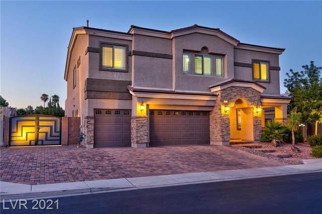 7260 Orchard Harvest Avenue, Las Vegas, NV 89131 (MLS #2343734) :: Hebert Group | eXp Realty