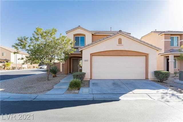 6645 Prairie Dusk Drive, Las Vegas, NV 89122 (MLS #2343749) :: 775 REALTY