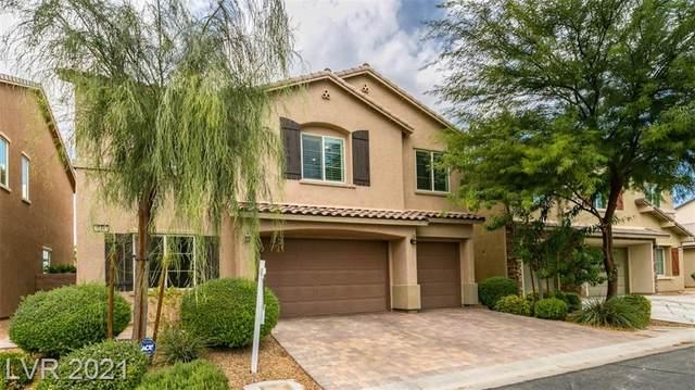 10481 Saddle Mountain Street, Las Vegas, NV 89178 (MLS #2343764) :: Vegas Plus Property Management