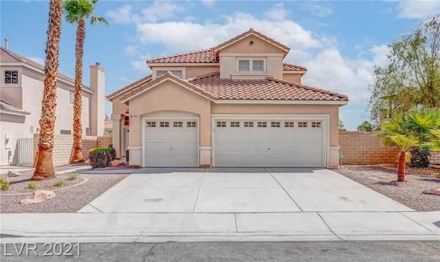 4758 Spindleridge Circle, Las Vegas, NV 89147 (MLS #2343767) :: DT Real Estate