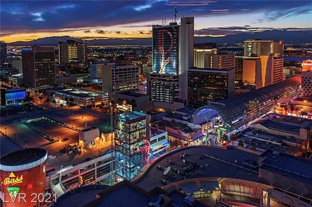 150 Las Vegas Boulevard #2101, Las Vegas, NV 89101 (MLS #2343773) :: ERA Brokers Consolidated / Sherman Group