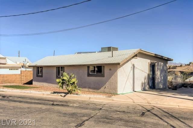 15 Valley View Lane, Boulder City, NV 89005 (MLS #2343792) :: DT Real Estate