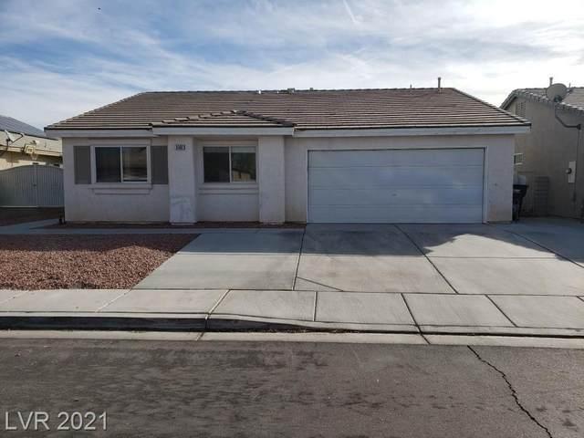 5502 Echo Hawk Street, North Las Vegas, NV 89031 (MLS #2343805) :: Vegas Plus Property Management