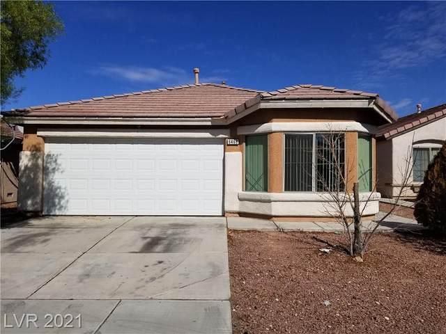 6468 Coldwater Bay Drive, Las Vegas, NV 89122 (MLS #2343806) :: DT Real Estate