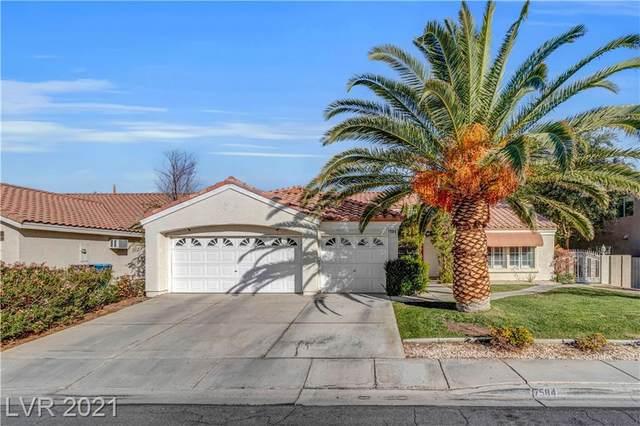 7584 Brightwood Drive, Las Vegas, NV 89123 (MLS #2343808) :: Hebert Group | eXp Realty