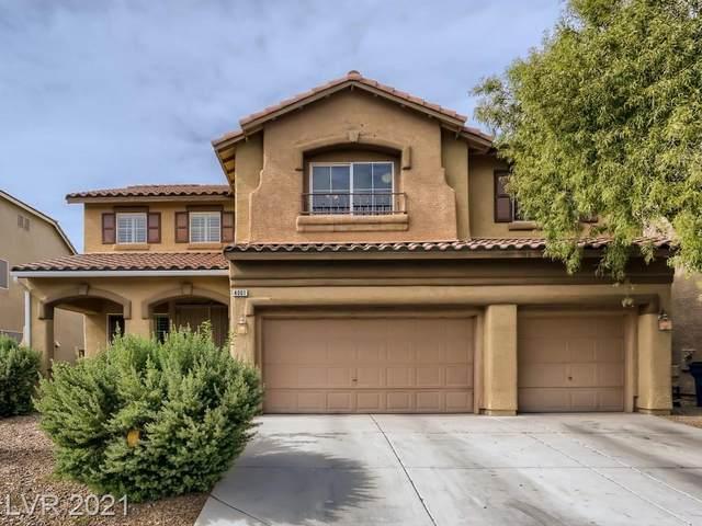 4061 Dream Day Street, Las Vegas, NV 89129 (MLS #2343809) :: Jeffrey Sabel
