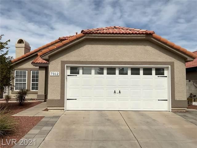 7312 Dannon Court, Las Vegas, NV 89128 (MLS #2343813) :: Coldwell Banker Premier Realty
