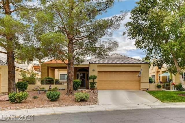 425 Mill Hollow Road, Las Vegas, NV 89107 (MLS #2343815) :: DT Real Estate
