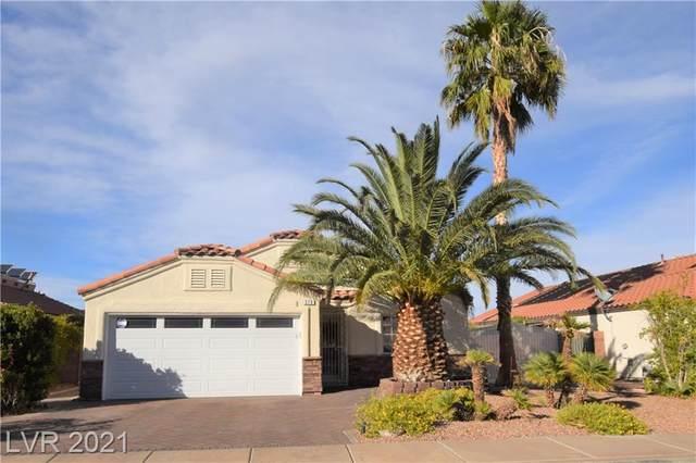 370 Island Reef Avenue, Henderson, NV 89012 (MLS #2343824) :: Hebert Group | eXp Realty
