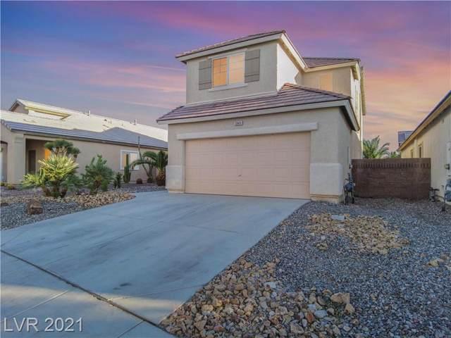 3949 Fragrant Jasmine Avenue, North Las Vegas, NV 89081 (MLS #2343825) :: Keller Williams Realty