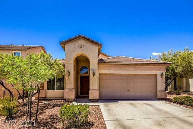 4313 Governors Hill Street, Las Vegas, NV 89129 (MLS #2343828) :: Custom Fit Real Estate Group
