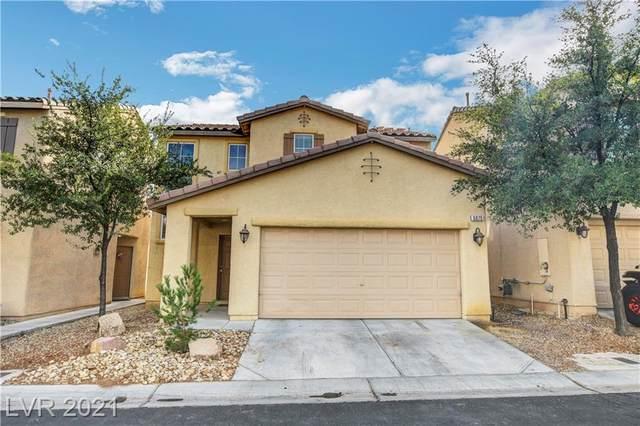 5075 Groveland Avenue, Las Vegas, NV 89139 (MLS #2343836) :: Keller Williams Realty