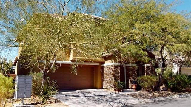 10307 Eve Springs Street, Las Vegas, NV 89178 (MLS #2343838) :: Vegas Plus Property Management