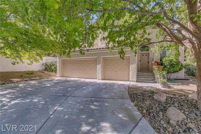 2253 Pine Forest Court, Las Vegas, NV 89134 (MLS #2343843) :: Alexander-Branson Team | Realty One Group