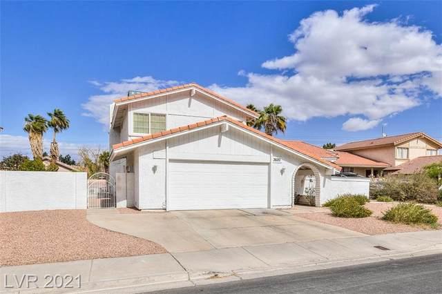 3620 Taos Lane, Las Vegas, NV 89121 (MLS #2343848) :: DT Real Estate