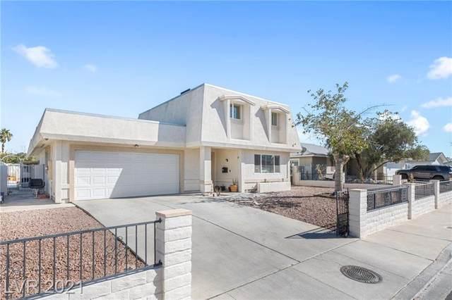 401 Analisa Lane, Las Vegas, NV 89145 (MLS #2343849) :: Keller Williams Realty