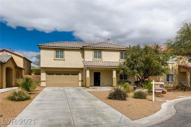 24 Rosa Rosales Court, North Las Vegas, NV 89031 (MLS #2343859) :: Hebert Group | eXp Realty