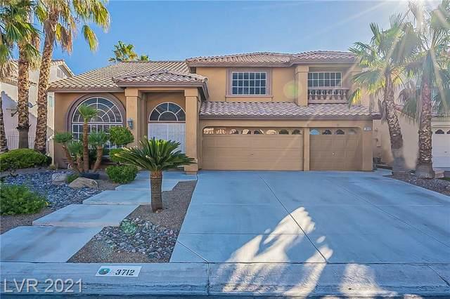 3712 River Canyon Road, Las Vegas, NV 89129 (MLS #2343866) :: DT Real Estate