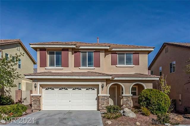 10620 Bandera Mountain Lane, Las Vegas, NV 89166 (MLS #2343873) :: DT Real Estate