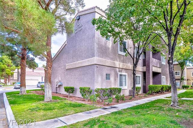 5250 S Rainbow Boulevard #2062, Las Vegas, NV 89118 (MLS #2343900) :: DT Real Estate