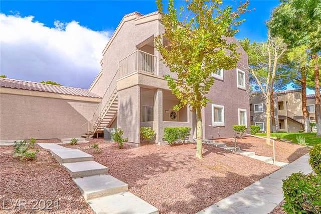 5250 S Rainbow Boulevard #1063, Las Vegas, NV 89118 (MLS #2343902) :: DT Real Estate