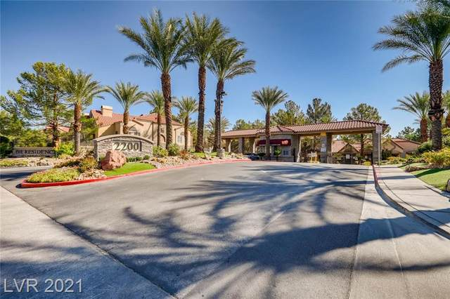 2200 S Fort Apache Road #2084, Las Vegas, NV 89117 (MLS #2343916) :: DT Real Estate