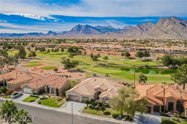 2141 Sierra Heights Drive, Las Vegas, NV 89134 (MLS #2343928) :: Reside - The Real Estate Co.