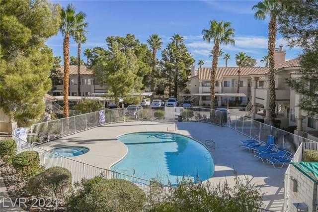 929 Rockview Drive #202, Las Vegas, NV 89128 (MLS #2343932) :: 775 REALTY