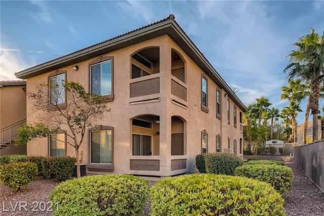 3455 Cactus Shadow Street #202, Las Vegas, NV 89129 (MLS #2343949) :: Galindo Group Real Estate