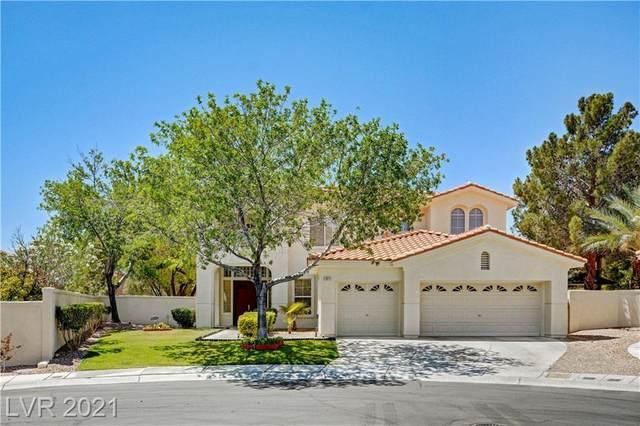 1813 Francisco Peak Place, Las Vegas, NV 89128 (MLS #2343977) :: Reside - The Real Estate Co.