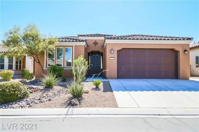 3645 Starlight Ranch Avenue, North Las Vegas, NV 89081 (MLS #2343992) :: Alexander-Branson Team   Realty One Group