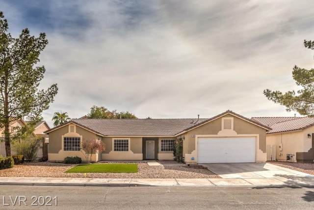 1035 Kennebunk Circle, Henderson, NV 89015 (MLS #2344008) :: Reside - The Real Estate Co.