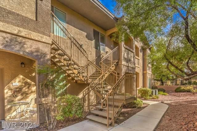 8805 Jeffreys Street #2102, Las Vegas, NV 89123 (MLS #2344010) :: ERA Brokers Consolidated / Sherman Group