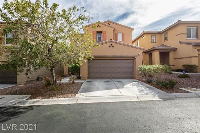 10637 Mount Jefferson Avenue, Las Vegas, NV 89166 (MLS #2344038) :: 775 REALTY