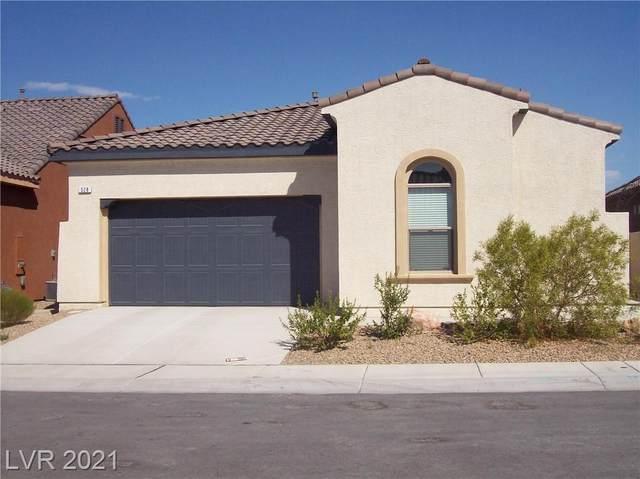 528 Via Cenami Court, Henderson, NV 89011 (MLS #2344053) :: Reside - The Real Estate Co.