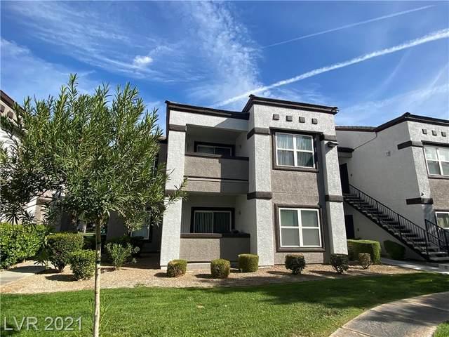 7255 W Sunset Road #2061, Las Vegas, NV 89113 (MLS #2344058) :: DT Real Estate