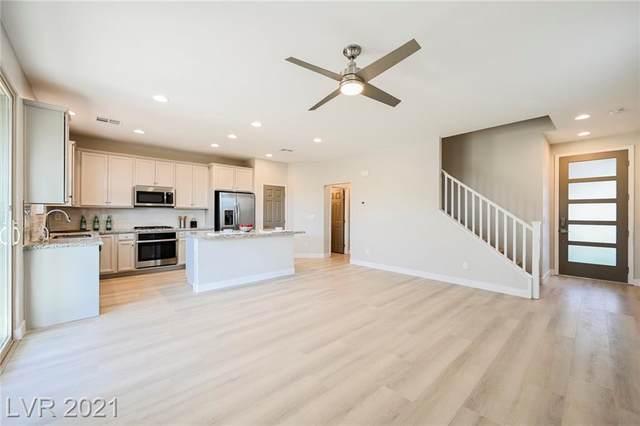 857 Cirrus Cloud Avenue, Las Vegas, NV 89138 (MLS #2344064) :: Reside - The Real Estate Co.