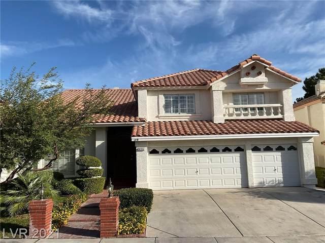 8316 Swan Lake Avenue, Las Vegas, NV 89128 (MLS #2344066) :: Alexander-Branson Team   Realty One Group