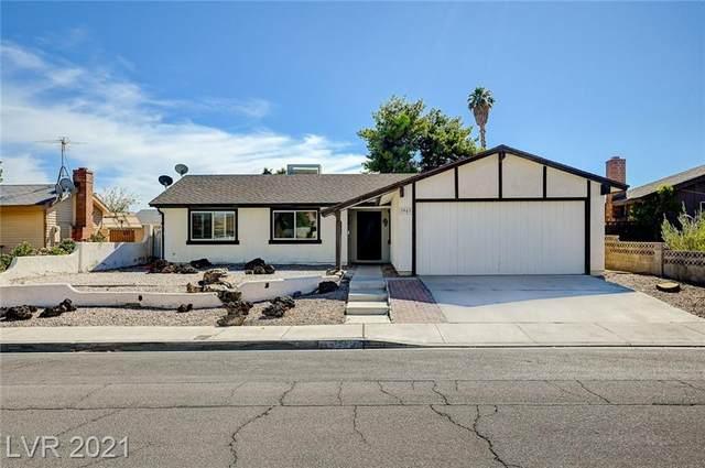 3943 Manford Circle, Las Vegas, NV 89104 (MLS #2344092) :: Hebert Group   eXp Realty