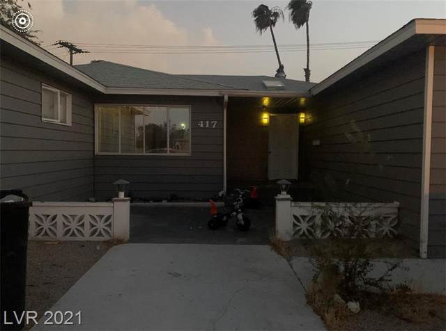 417 Wisteria Avenue, Las Vegas, NV 89107 (MLS #2344096) :: DT Real Estate
